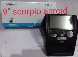 Scorpio Car Music System