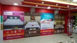 Interior Branding Advertising