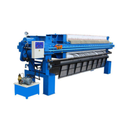Merrit Semi Automatic Filter Press