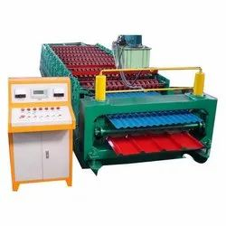 Deck Profile Roll Forming Machine