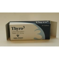 Thyroid 3 Tablets