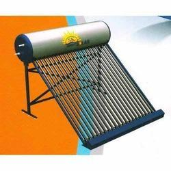 Evacuated Glass Tube Solar Water Heater