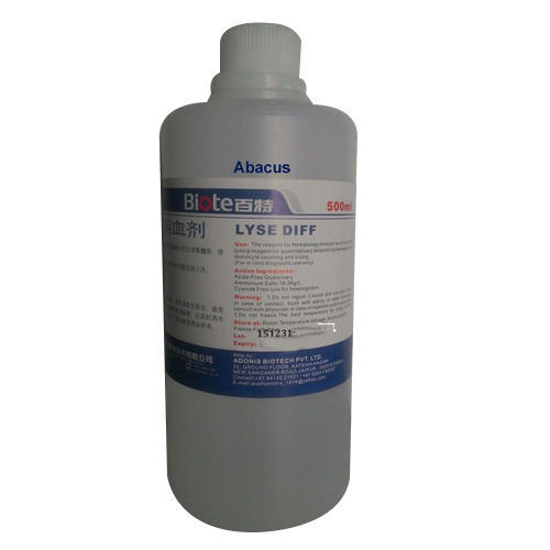 Lyse 500ML for Abacus