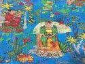 90x108 Inch Cotton Kantha Gudari