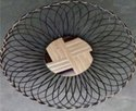 Brown Bamboo Round Big Basket, For Fancy Decoration