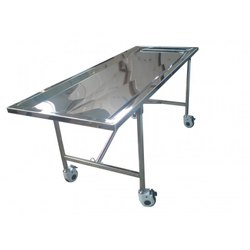Mortuary Embalming Table