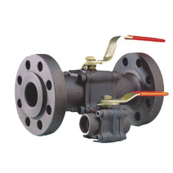 L&T 3 piece ball valves