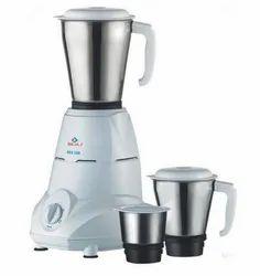 Bajaj REX 3 Jar Mixer Grinder, Capacity: 500W