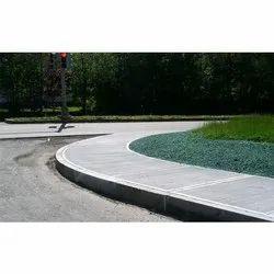 RCC Footpath Curbing