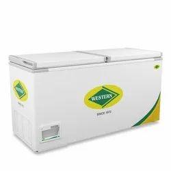 WHF525H 533 Liters Western Electric Double Door Hard Top Deep Freezer