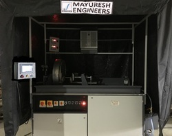 Magnetic Crack Testing Machine