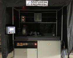 Magnetic Crack Testing Machine