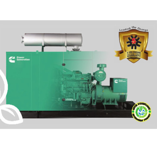 Cummins Diesel Generator Set Qsn14 Series