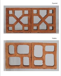 Prob-tion India Solid Terracotta Hollow Blocks, For Side Walls, Size: 8x8x3