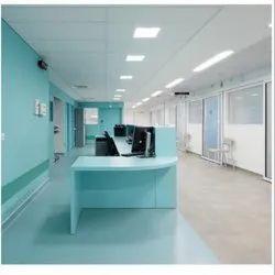 Hospital Floor Coating