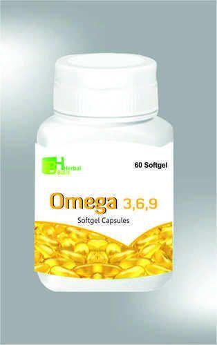 Bh Omega 3 6 9 Softgel Capsule 60 Capsule Packaging Type Bottle