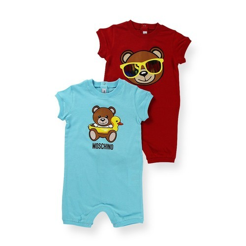 487f03ef54cb Boys Cotton Printed Baby Rompers