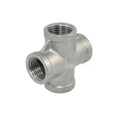 SS Pipe Connector