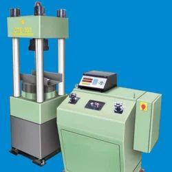 Four Column Compression Testing Machine
