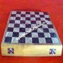 Handmade Soapstone Chess Set