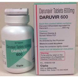 Daruvir Tablet 600 mg