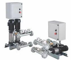 CRI Hydro Pneumatic System