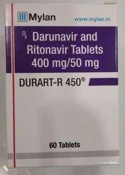 Durart- R 450 mg (Darunavir 400 mg & Ritonavir 50 mg)