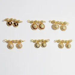 Gold Wati Mani pendant