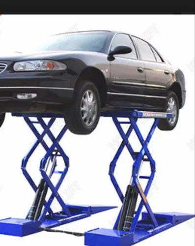 Hydraulic Car Lift >> Car Lift Two Post Lift Manufacturer From Pune