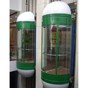 Capsule Elevator For Shopping Mall