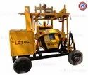 1 Bag Lotus Mixer With Lift Mechanical Clutch Type 01