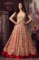Anarkali Stitched Designer Suit