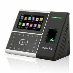 Uface-302 Biometric Time Attendance Machine