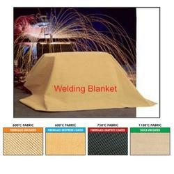 Welding Blanket, Thickness: 0.6-2.0