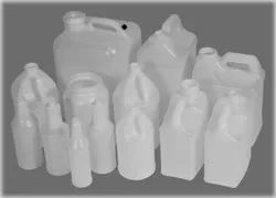 Industrial White Chemical Containers