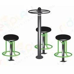 Triple Sitting Twister