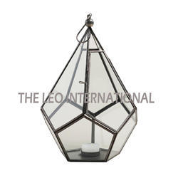 Outdoor Candle Lantern Corn Shape