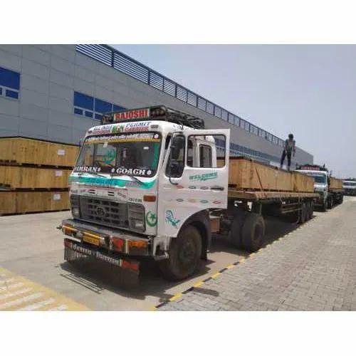Trailer Transport Service