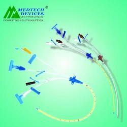 Triple Lumen Central Venous Catheter