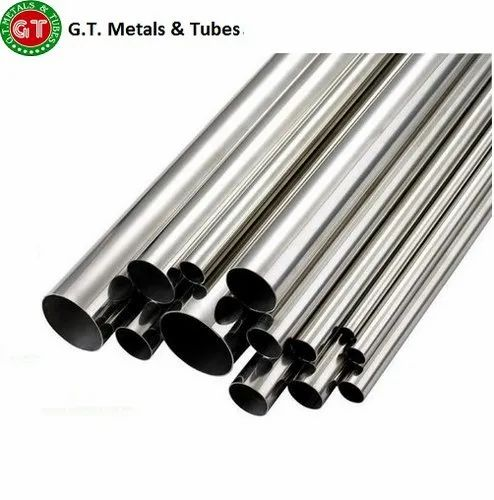 SS Electro Polished Pipes