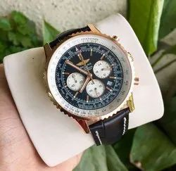 Breitling Leather Belt Watch