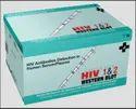 Testing Kit Plastic Hiv-1&2 W-blot 5 Test, For Hospital