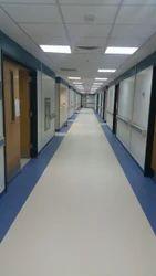 Homogeneous Floor Covering