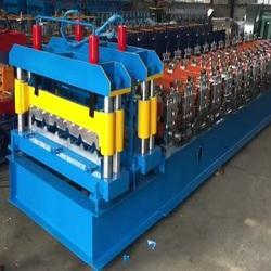 Colorful Metal Tile Making Machine