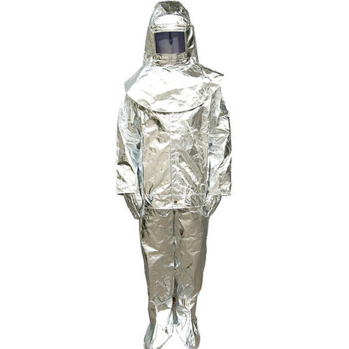 Alumnised Fire Proximity Suits