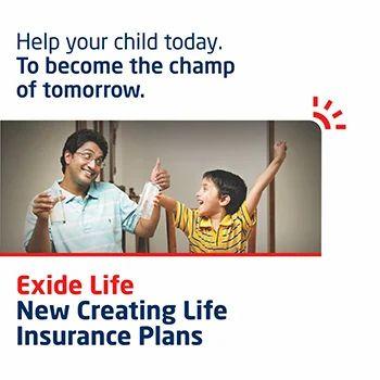 Exide Life Insurance in Shiv Sai Flat, Vadodara | ID ...