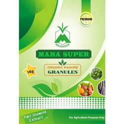 Organic Manure Seaweed Extract Granules