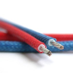NESKEB Yellow Fiber Glass Insulated Cable