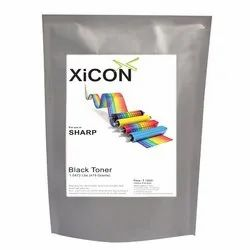 Xicon Sharp 475g Black Single Toner for Sharp 205 5316 5320 5516 5520 5618 5620 6020 6026