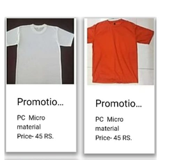 Polyester Pc Micro T Shirt